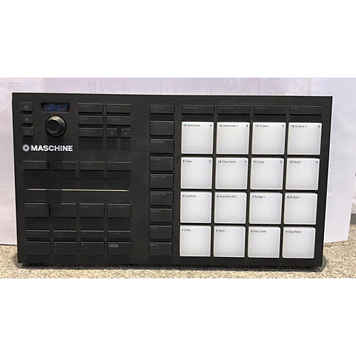used native instruments maschine mikro mk3 midi controller guitar center. Black Bedroom Furniture Sets. Home Design Ideas
