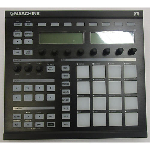 Native Instruments Maschine Production Groove Production Controller