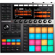 Maschine+ Standalone Groovebox and Sampler