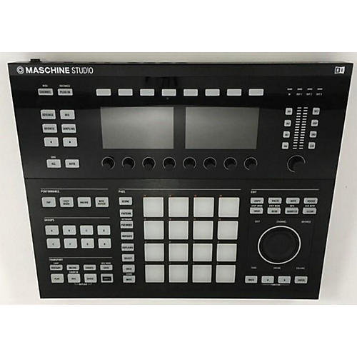 used native instruments maschine studio midi controller guitar center. Black Bedroom Furniture Sets. Home Design Ideas