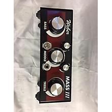 Weber Mass 111 Power Attenuator