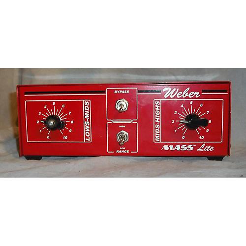 Weber Mass Lite 100W Power Attenuator