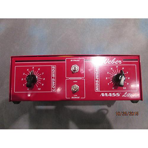 Weber Mass Lite Power Attenuator