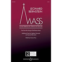 Leonard Bernstein Music Mass Percussion Composed by Leonard Bernstein Edited by Doreen Rao