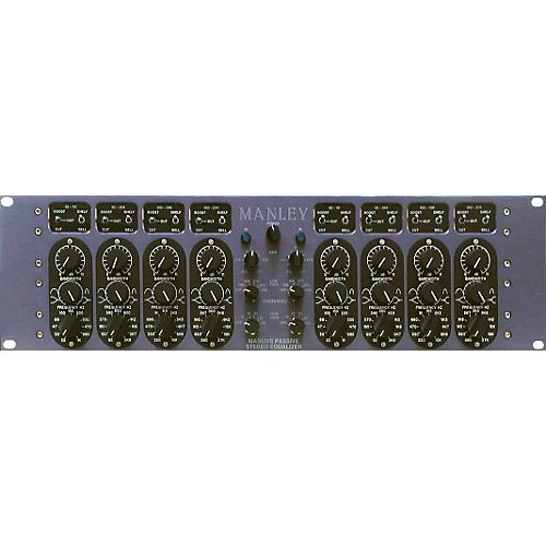 Manley Massive Passive Stereo EQ - Mastering Version