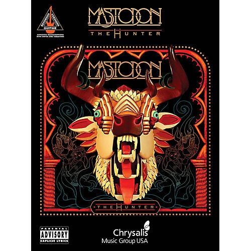 Hal Leonard Mastadon - The Hunter