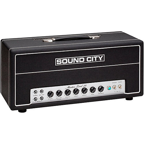 Sound City Master Lead 50 50W Tube Guitar Amp Head