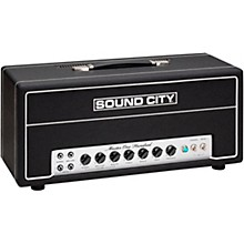 Sound City Master One Hundred 100W Tube Guitar Amp Head