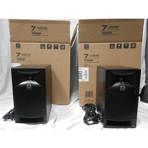 JBL Master Refence 705P 7 Series PAIR Powered Monitor