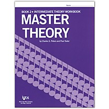 KJOS Master Theory Series Book 2 Intermediate Theory