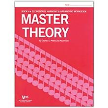 KJOS Master Theory Series Book 4 Elementary Harmony