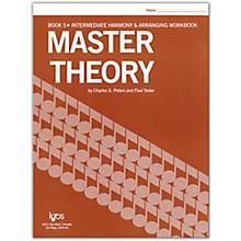 KJOS Master Theory Series Book 5 Intermediate Harmony