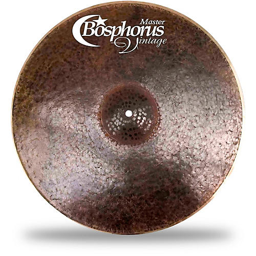 Bosphorus Cymbals Master Vintage Ride Cymbal