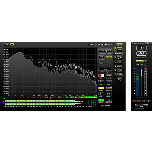 NuGen Audio MasterCheck Loudness Plug-in