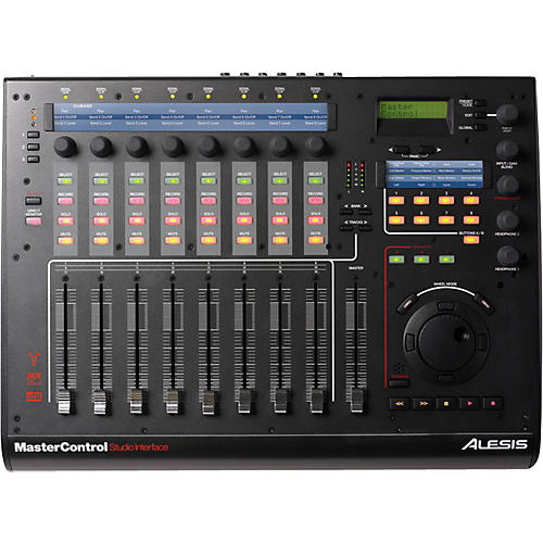 Alesis MasterControl FireWire Audio Interface and Control Surface