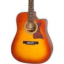 Masterbilt DR-400MCE Acoustic-Electric Guitar Cherry Sunburst