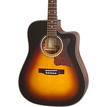 Masterbilt DR-400MCE Acoustic-Electric Guitar Vintage Sunburst