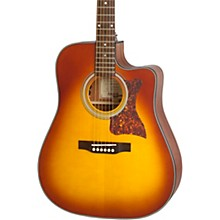 Masterbilt DR-400MCE Acoustic-Electric Guitar Violin Burst