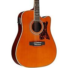 Masterbilt DR-500MCE Acoustic-Electric Guitar Level 2 Natural 190839852236