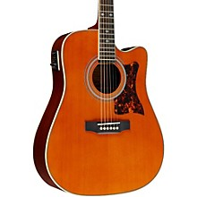 Masterbilt DR-500MCE Acoustic-Electric Guitar Natural