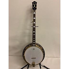 used epiphone masterbilt mb500 banjo banjo sunburst guitar center. Black Bedroom Furniture Sets. Home Design Ideas