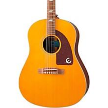 Masterbilt Texan Acoustic-Electric Guitar Antique Natural Aged Gloss