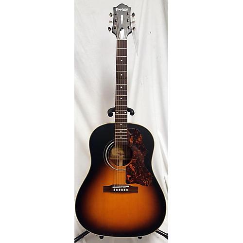 Epiphone Masterbuilt Aj-45 Acoustic Guitar