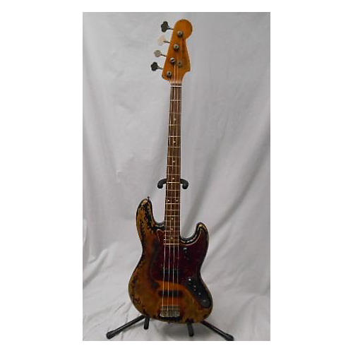 Fender Masterbuilt By Yuriy Shishkov Jazz Relic Electric Bass Guitar