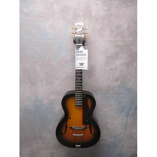used epiphone masterbuilt century collection olympic archtop hollow body electric guitar. Black Bedroom Furniture Sets. Home Design Ideas