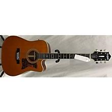 Epiphone Masterbuilt DR-500MCE Acoustic Electric Guitar