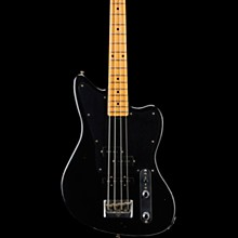 Masterbuilt Jason Smith Offset Telecaster Bass Journeyman Relic Aged Black