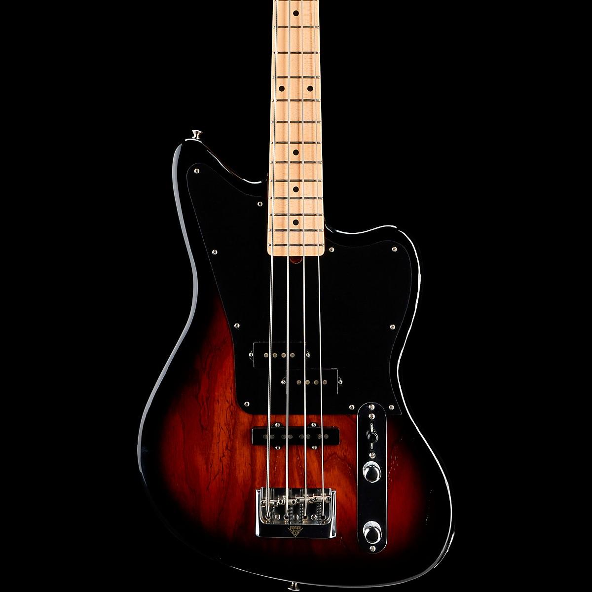 Fender Custom Shop Masterbuilt Jason Smith Offset Telecaster Bass Lush Closet Classic