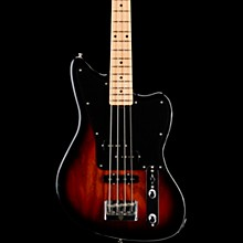 Masterbuilt Jason Smith Offset Telecaster Bass Lush Closet Classic Aged Candy Apple Red