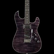 Masterbuilt Kyle McMillin HST Stratocaster NOS Ebony Fingerboard Electric Guitar Transparent Ebony
