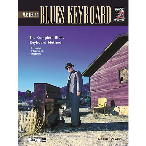 Alfred Mastering Blues Keyboard (Book/CD)