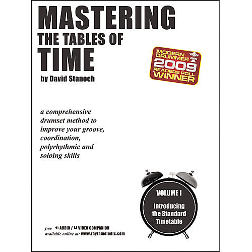 Alfred Mastering the Tables of Time, Volume 1: Introducing the Standard Timetable (Book)