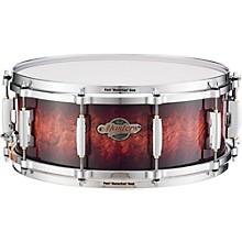Masters BCX Birch Snare Drum 14 x 5.5 in. Lava Bubinga