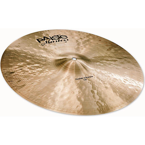 Paiste Masters Dark Crash