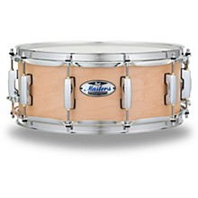Pearl Masters Maple Complete Snare Drum Level 1 14 x 5.5 in. Matte Natural