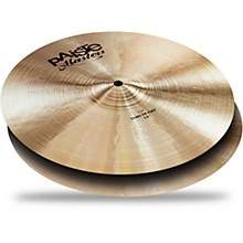 Masters Thin Hi-Hat Cymbals 14 in. Top