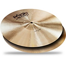 Masters Thin Hi-Hat Cymbals 15 in. Pair