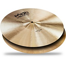 Masters Thin Hi-Hat Cymbals 16 in. Pair