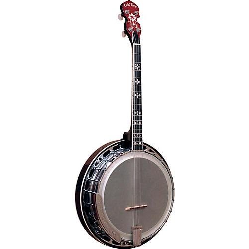 Gold Tone Mastertone IT-250F/L Left-Handed Irish Tenor Banjo With Flange