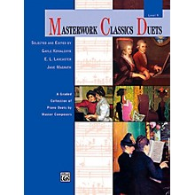 Alfred Masterwork Classics Duets Level 9 Early Advanced