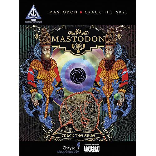 Hal Leonard Mastodon - Crack The Skye (Guitar Tab Songbook)