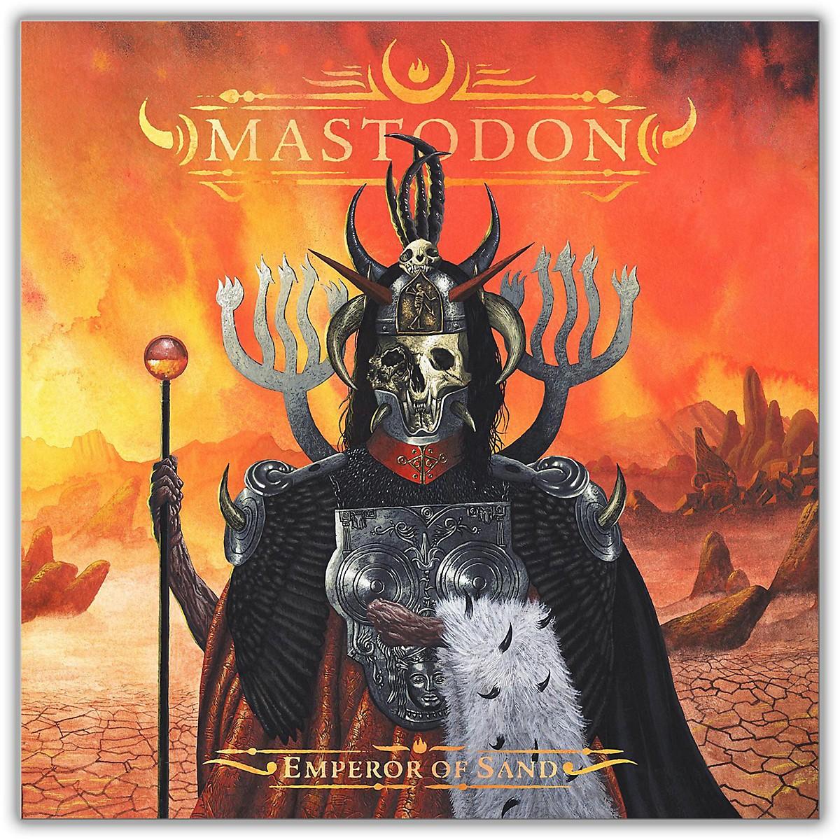 WEA Mastodon - Emperor of Sand - Vinyl 2LP - 180 Gram