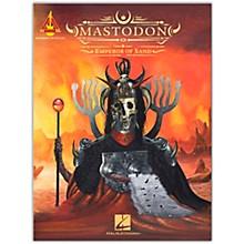 Hal Leonard Mastodon - Emperor of Sand Guitar Tab
