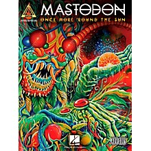 Hal Leonard Mastodon - Once More 'Round The Sun Guitar Tab Songbook