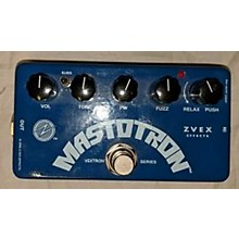 Zvex Mastotron Fuzz Effect Pedal