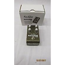 Rockbox Matador Effect Pedal